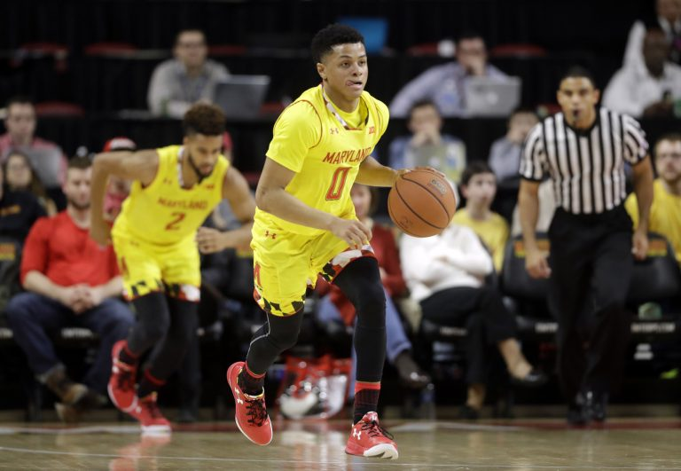 Turnovers a big problem for Terrapins
